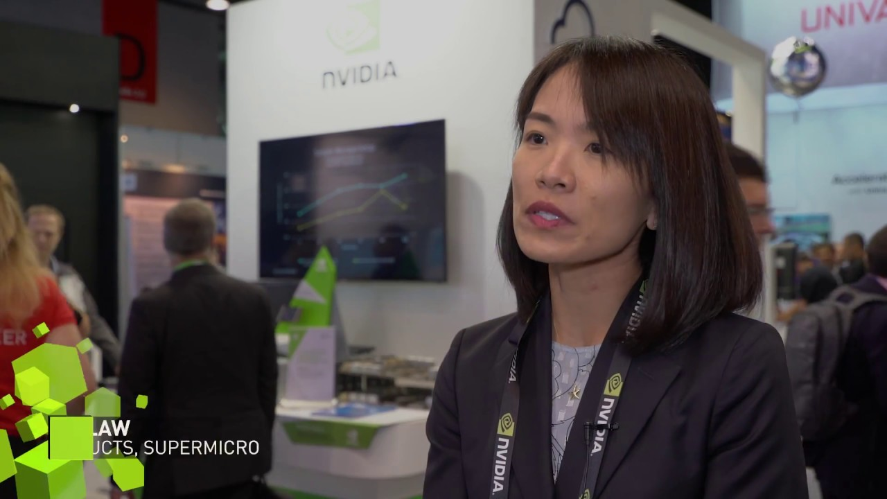 ISC 2018: Supermicro & NVIDIA Enabling HPC and AI