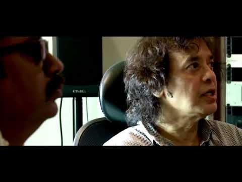 Hazir2 Exclusive Trailer II Hariharan Ghazals II Zakir Hussain Tabla II GIMA Awards II I Tunes