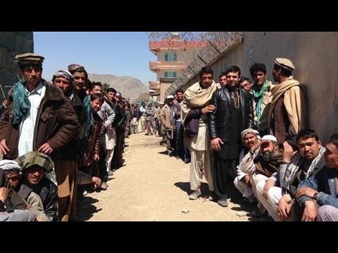 Taliban Thuggery Not Quelling Afghanistan Voters