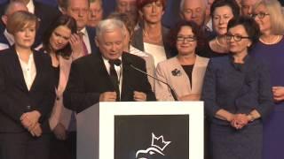 """Kaczyński dostał """"na ucho"""" specjalne zadanie. """"Ela, powiedz mu!"""""""