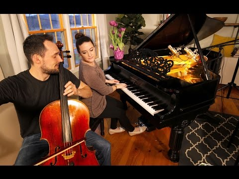 LANDSLIDE (Cello + Piano Cover) - Brooklyn Duo
