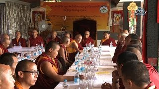 12th Religious conference of Tibetan Buddhism - Closing ceremony