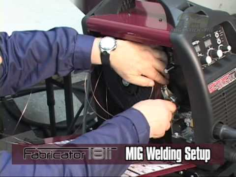 Thermal Arc Fabricator 181i 3-in-1 Overview & Setup - YouTube