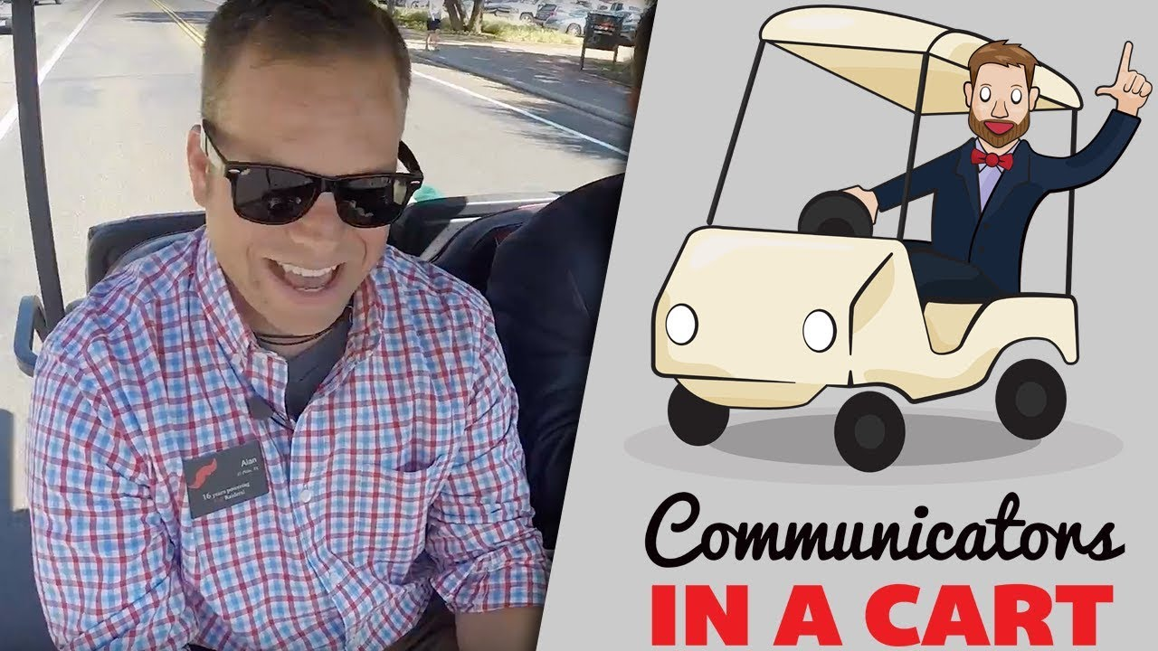 Communicators in a Cart | Episode 9