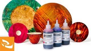 Artisan Premium Coloring Dyes (Woodturning Dye)