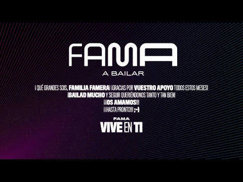 Escuela FAMA A Bailar 24 horas #FamaABailar