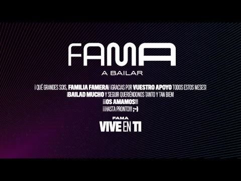 Escuela FAMA A Bailar 24 horas #FamaABailar20M