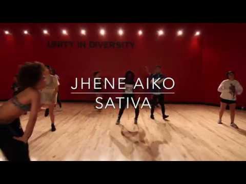 Download Jhene Aiko | Sativa | @Dareal08