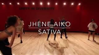 Jhene Aiko | Sativa | @Dareal08