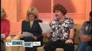 Reenactment  of Bonnie Hunt on