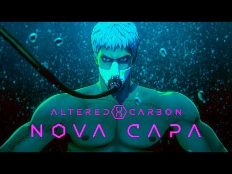Altered Carbon : Nova Capa | Trailer | Dublado (Brasil) [HD]