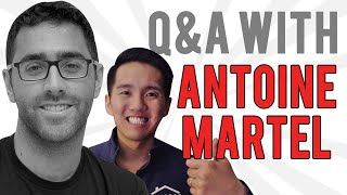 Ep 45 - Turn Key Rentals Q&A W/ Antoine Martel