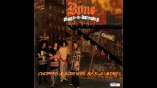 Bone Thugs - 10. Land Of Tha Heartless - E. 1999 Eternal (Chopped & Screwed)