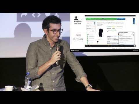 MCE 2015 - Alex Shirazi - Intuition Factors of the User Experience Design Process