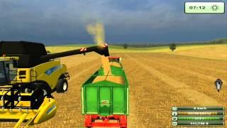Farming simulator 2013  (LS 2013) - żniwa