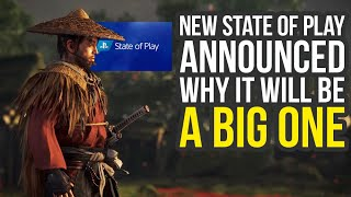 PlayStation State Of Play To Include Ghost Of Tsushima Gameplay & New Batman Game? NEWS & RUMORS