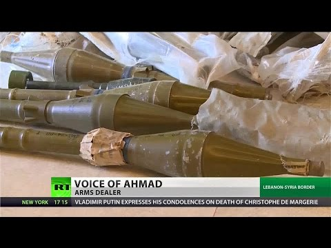 Deadly trade: Smuggling weapons into Syria