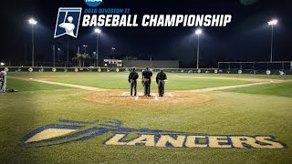 CBU Baseball Prepares for Regionals