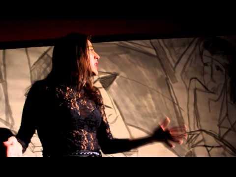 "Mariana Bugallo - ""una. media."" - Sucede Seduce Cabaret digital (La oreja Negra - 14/7/2013)"