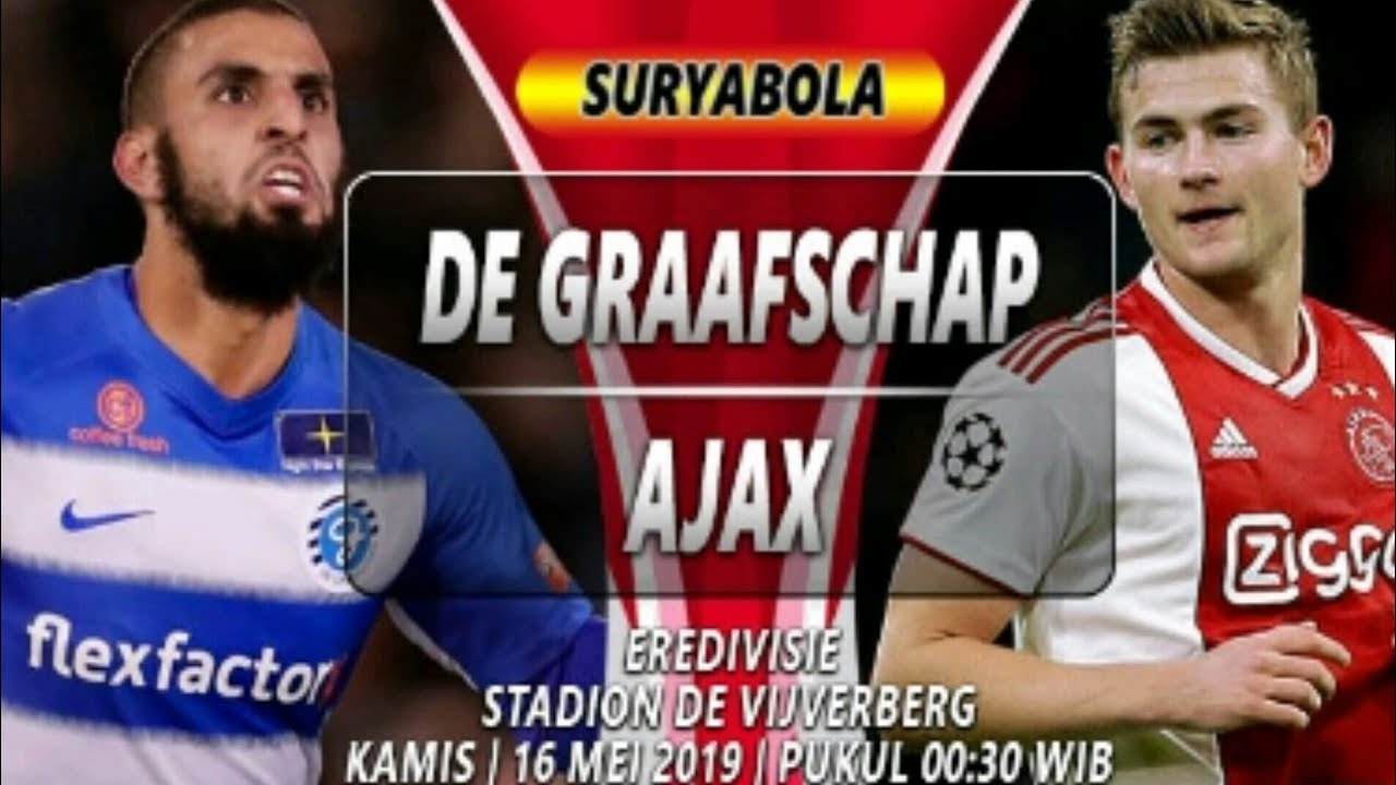 De Graafschap Vs Ajax Highlights 1-4