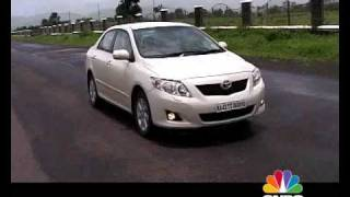 Toyota Corolla Diesel  on OVERDRIVE