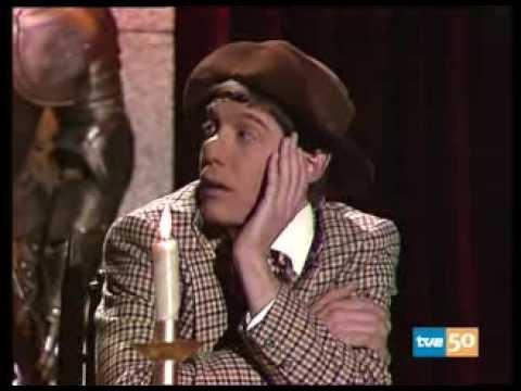 Los Payasos de la Tele - El Gran Circo de TVE - Un Bombero y el Fantasma Cataplasma