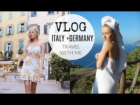 WEEK IN MY LIFE VLOG / Italy + Germany, Food, Fashion