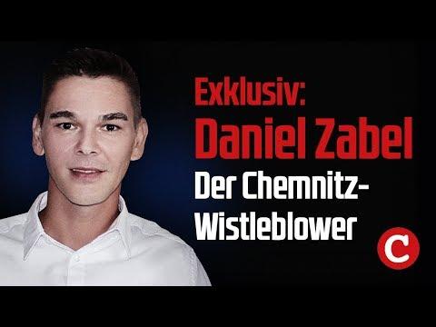 Exklusiv: Chemnitz-Whistleblower Daniel Zabel im Interview