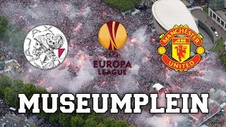 Ajax - Man. United 0-2 (Europa League Final) Museumplein 24-05-2017