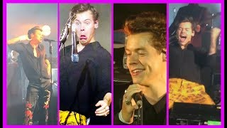 Harry Styles - Hot, cheeky and funny tour moments |PART 3|