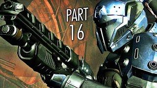 Destiny Gameplay Walkthrough Part 16 - Mars - Mission 16 (PS4)