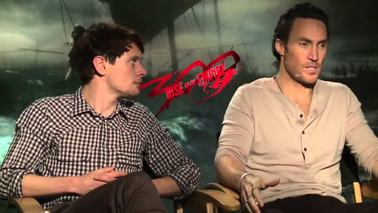 Jack O'Connell Callan Mulvey Interview 300 Rise of an ...