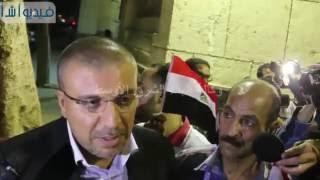 """بالفيديو : """" الليثى """"  يطالب ان يضع فاروق شوشة على احد استوديوهات الاذاعة المصرية تخليدا له"""