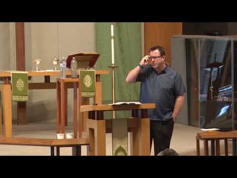 And Justice For All | 1.21.18 | Grace Lutheran Church (FULL)