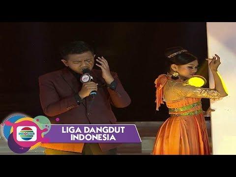 CENGKOKNYA NGENA BANGET! Nando Dapet Hadiah 3 Standing Ovation | LIDA Top 15