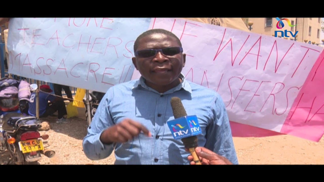Non-local teachers deployed to North Eastern demand transfers