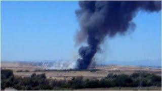 Pilot Says Lightning Caused Deadly Russian Crash Landing