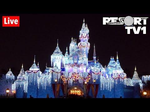 🔴Live: Last Night At Disneyland For Christmas & Jenna's Birthday! Live Stream - 11-27-19
