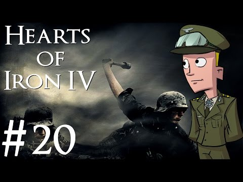 Hearts of Iron 4 | Germany | Part 20 | Fall of Moscow