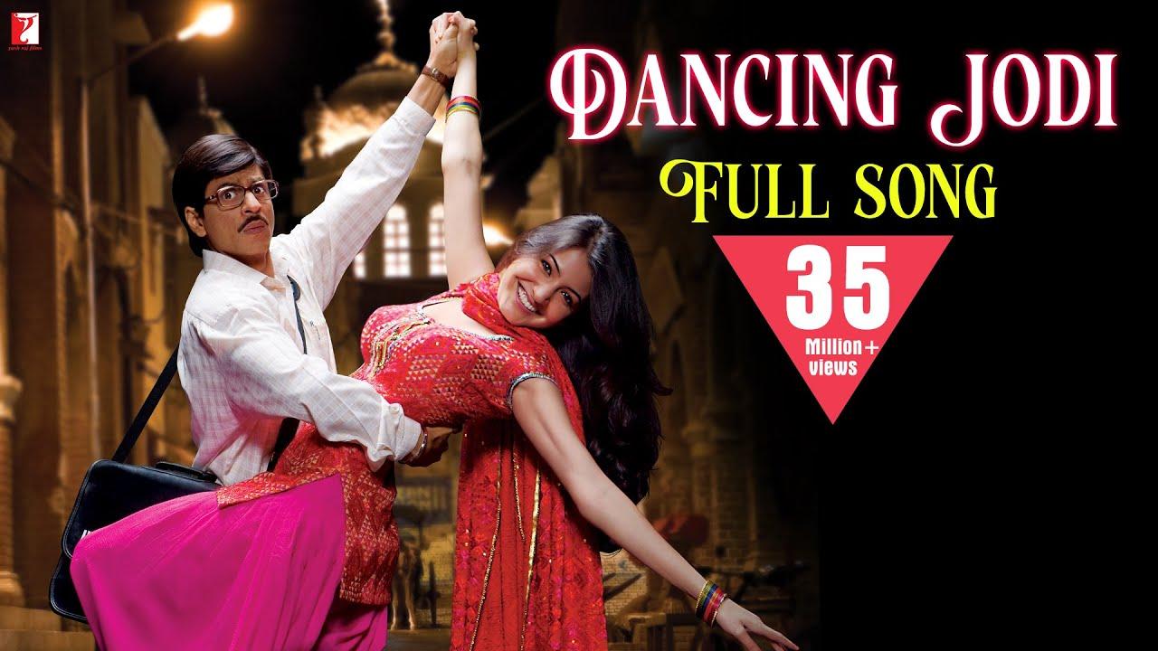 dancing jodi song | rab ne bana di jodi | shah rukh khan | anushka