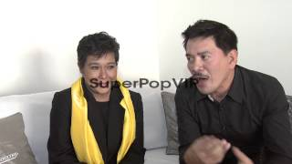 INTERVIEW: Nora Aunor, Brillante Mendoza on spending time...