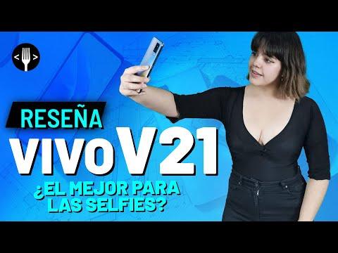 VIVO V21: ¿Lo que necesitas para tus stories y tiktoks? | Reseña en español