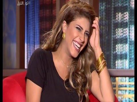 ليلى عبدالله في برنامج تو الليل 31-3-2015