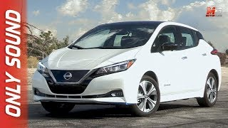 NEW NISSAN LEAF E-PLUS 2019 - FIRST TEST DRIVE ONLY SOUND