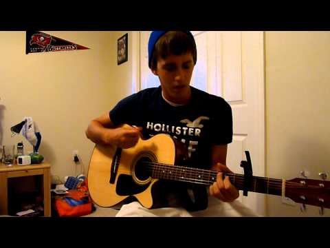 I'll Be (Edwin McCain) acoustic cover by David Lee