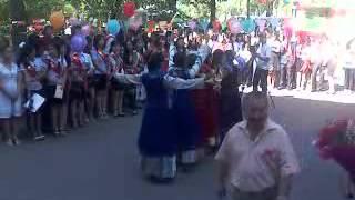 Кыргызские танцы