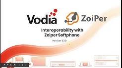 Vodia Webinar On Zoiper provisioning