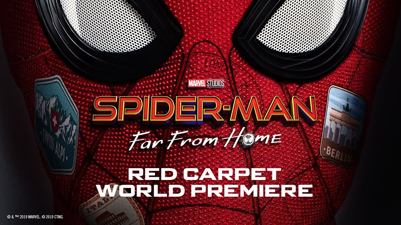 Download Spider-Man: Far From Home Red Carpet | FULL STREAM
