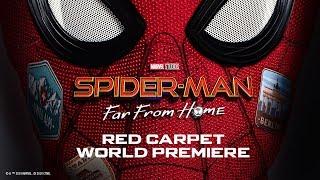 Spider-Man: Far From Home Red Carpet | FULL STREAM