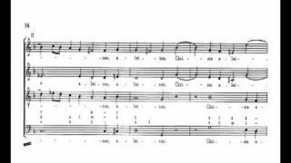 W A Mozart,  Kyrie in D min KV90